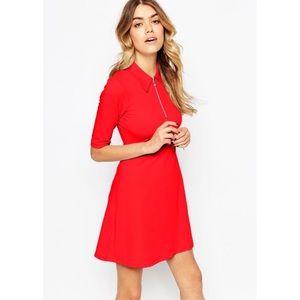 ASOS Red Dress